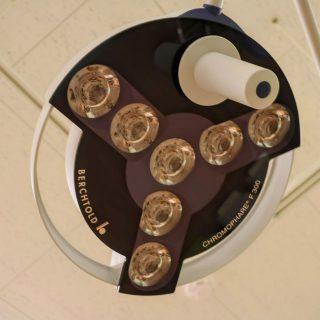 手術・処置用照明器